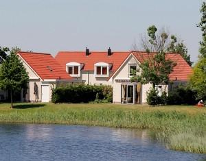 De luxe vakantiewoningen van Resort Boschmolenplas