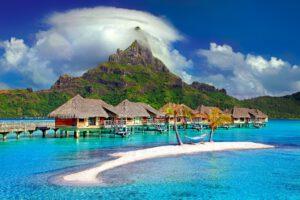 vakantie naar het buitenland